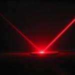 Lasery na Targach w Düsseldorfie