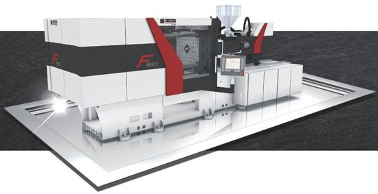 Wtryskarki F firmy Ferromatik Milacron