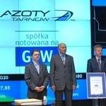 Nowe akcje Azotów Tarnów
