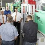 Innovations on Tour at Arburg