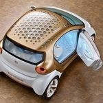 Daimler and BASF develop electric vehicle