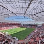 Makrolon na polskich stadionach