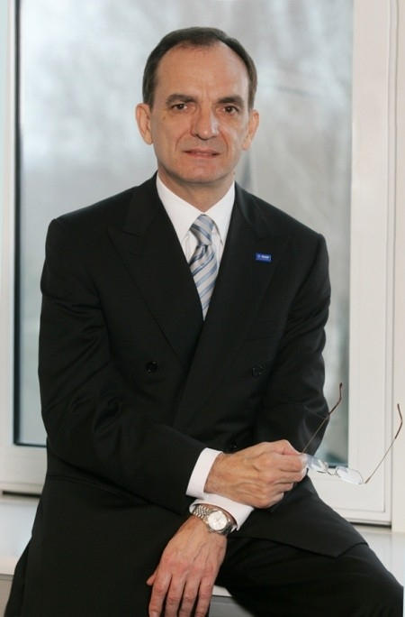 Michael Hepp, BASF Polska