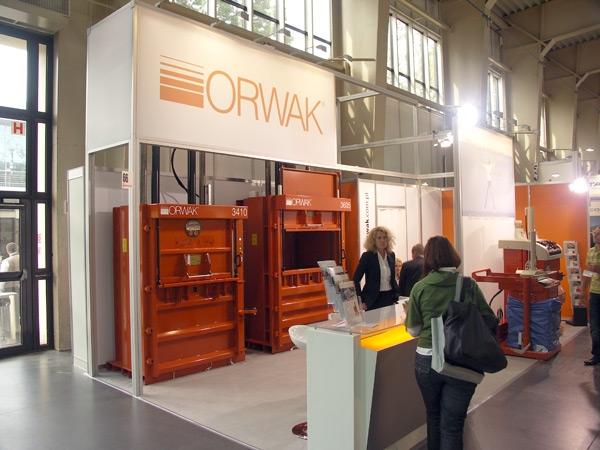 Orwak, Pakfood 2010