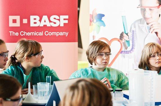 Centrum nauki Kopernik - BASF