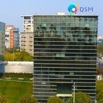 New DSM China Science and Technology Center in Shanghai.