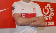 Reprezentacja Polski w koszulkach z butelek PET