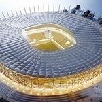 Tworzywa sztuczne na Stadionie Narodowym w Warszawie