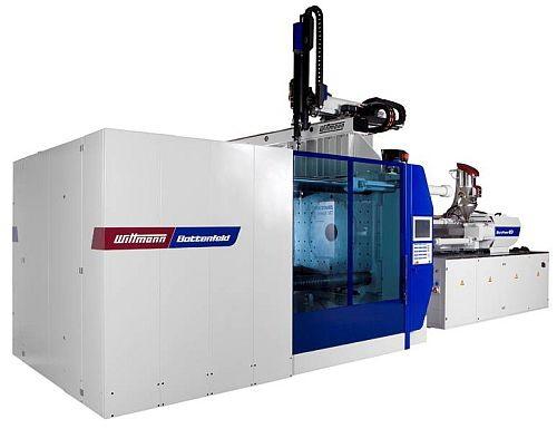 Battenfeld - Wittmann, MacroPower 650 SerwoPower