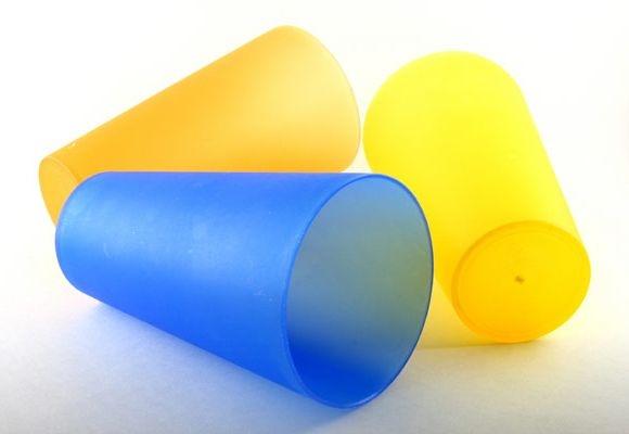 Global plastics demand