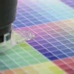 Polimer zmieniający kolor