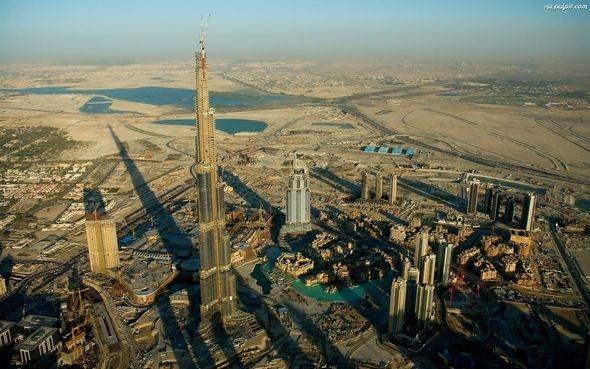 Wieża, Dubaj, BASF