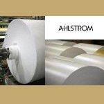 Ahlstrom introduces the first metalized poster paper for outdoor billboards at Fespa Digital 2012