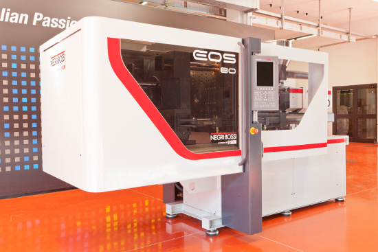 Negri Bossi's EOS for molding production