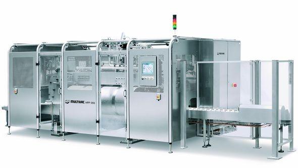 Multivac's HPP technology
