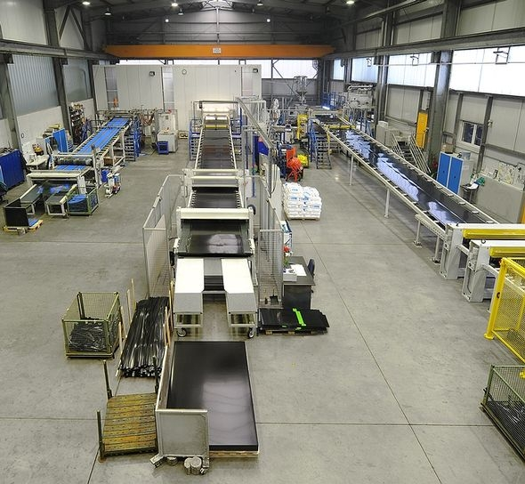 Fast roll change brings flexibility to sheetproduction