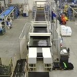 Fast roll change brings flexibility to sheet production
