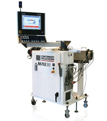 Milacron to showcase Its M-PAK single screw extruder system at NPE