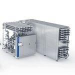 Krones' single-flow pasteuriser concept for the low output range