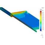 Injection molding simulation of highly-filled polymers