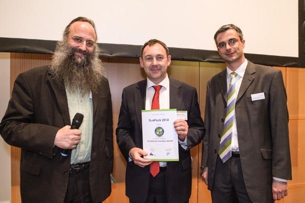 Constantia winner at SusPack 2012