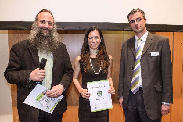 TIPA winner at SusPack 2012