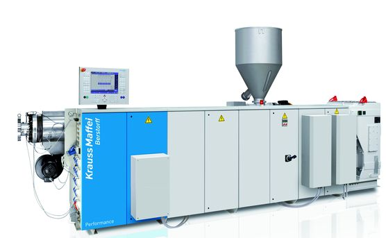 KraussMaffei extending its market position with locally produced machines in China
