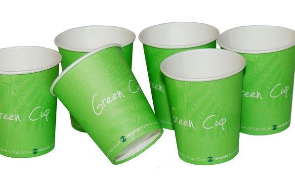 Zielone opakowania