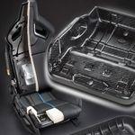 Dzięki tworzywom Opel ma lżejsze fotele