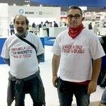 Spektakularna akcja pracowników Romi Sandretto