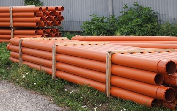 BorECO BA2000 polypropylene pipe material<br />