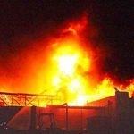 Znów pożar w fabryce poliamidu