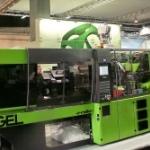 Engel pokazał na Plastpolu 2007 cały proces etykietowania w formie (IML)