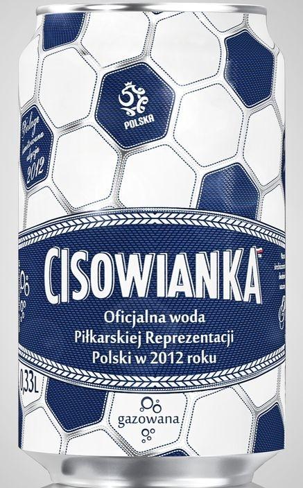 Firma  Ball Packaging Europe wyprodukowała pierwszą w Polsce puszkę dla wody mineralnej<br />