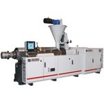 Milacron offers smaller TP series parallel twin screw extruder