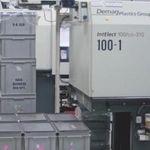Właściwa wtryskarka zmniejsza pobór energii