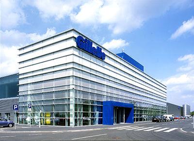 największa w Polsce fabryka Procter and Gamble