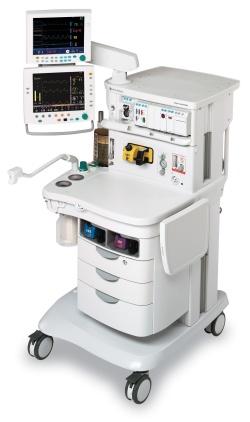 Kompletny system podawania znieczulenia Aisys® Carestation® oferowany przez GE Healthcare