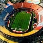 Zielony polietylen na stadionowe siedziska