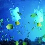 Odpady tworzyw sztucznych nie do zaakceptowania w wodzie