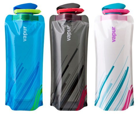 "Vapur introduced its innovative ""Anti-Bottles"""