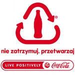 Recykling PET na Coke Live Music Festival