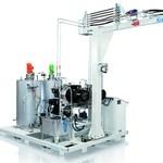 Efficient general-purpose PUR machine