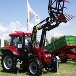 Formowanie rotacyjne i traktory