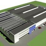 HSV Polska kończy budowę fabryki opakowań i izolacji styropianowych