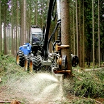SABIC's 3D-Formed LEXAN™ Sheet Increases Visibility, Safety, Comfort and Performance of Rottne Forestry Vehicle Glazing