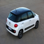 PC Automotive Glazing Gains Momentum with Launch of Fiat's 500L MPV Using SABIC's LEXAN Resin in Rear Fixed Side Windows