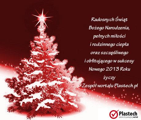 życzenia od Plastech.pl