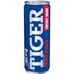 Nowe opakowania napojów energetycznych Tiger