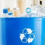 Weakness of  PET recycling strategy in Europe